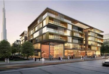 CITYWALK RESIDENTIAL BUILDINGS